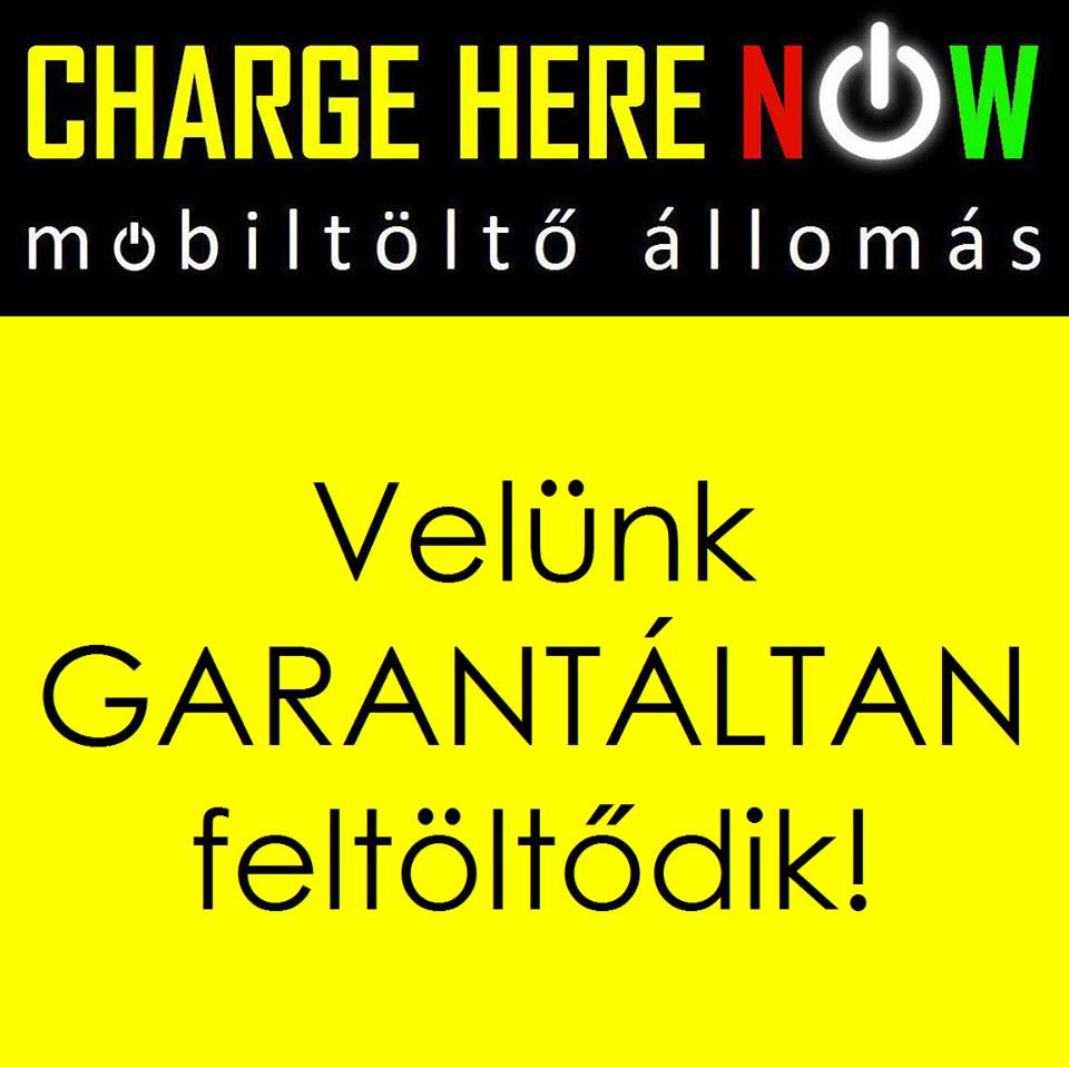 chargeherenow